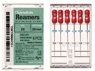REAMERS 21MM SIZE 25 PKT6