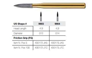 9903-5 FG JET CARBIDE NEEDLE FINISHING/5