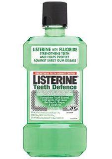 LISTERINE TEETH DEFENCE 500ML