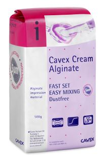 ALGINATE CAVEX CREAM FAST SET 500G