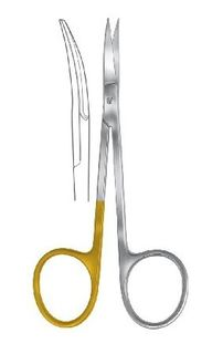 GUM SCISSORS SUPER CUT CURVED 115MM