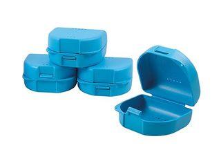 BIODEGRADABLE ORTHO BOX BLUE PKT 10