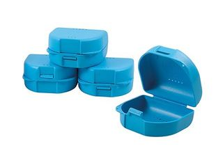 BIODEGRADABLE ORTHO BOX BLUE PKT 10