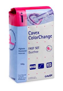 ALGINATE COLOUR CHANGE FAST AA323 500G