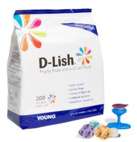 D-LISH PROPHY PASTE ORANGE MEDIUM/200