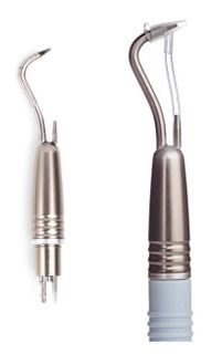 AQUACARE HANDPIECE SILVER 0.6MM CLEANING