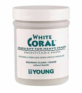 PROPHY PASTE CORAL NO FLUORIDE CRS 250G