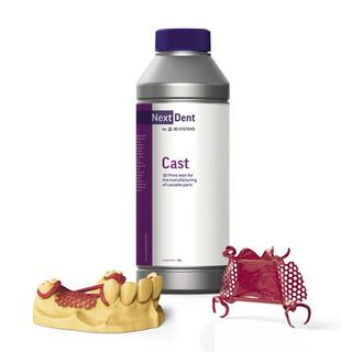 NEXTDENT CAST / PURPLE 1000G