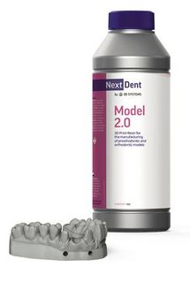 NEXTDENT MODEL 2.0 / WHITE 1000G