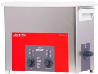 ULTRASONIC CLEANER SW6H 5.75L W LID/BASK