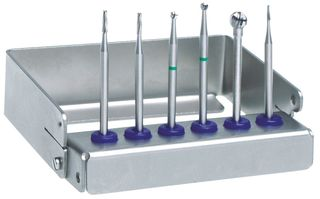 PIKOS BLOCK GRAFTING BUR KIT