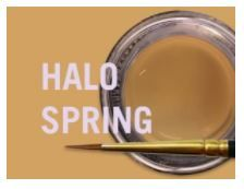 MIYO HALO SPRING FLUOR PASTE 4G