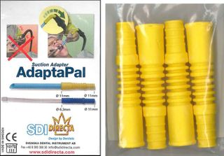 ADAPTAPAL YELLOW PKT OF 4