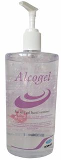 *DG* ALCOGEL HAND SANITISER 500ML