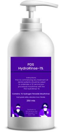 HYDRORINSE 1% H2O2 250ML PUMP