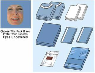 SALVIN E.N.T HEAD & NECK SURGERY PACK /8