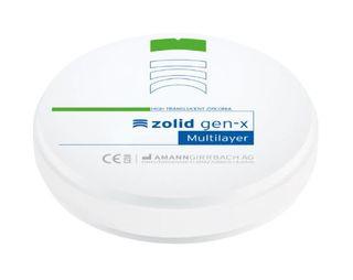 CERAMILL ZOLID GEN-X A3 98X12MM