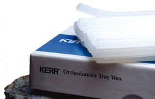 ORTHODONTIC TRAY WAX PKT 48