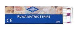 MATRIX STRIP RUWA CURVED 10MM PKT 200