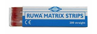 MATRIX STRIP RUWA STRAIGHT 10MM PKT 200