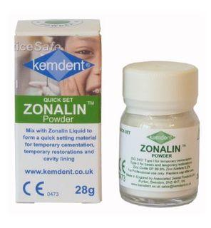 ZONALIN POWDER FAST 28G ZINC OXIDE