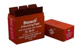 ARTICULATING PAPER STRIPS RED 200UM/300