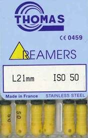 REAMERS 21MM 50 / 6