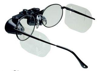 PINNACLE GLASSES SIDE SHIELDS CLEAR/250