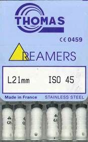 REAMERS 21MM 45 / 6