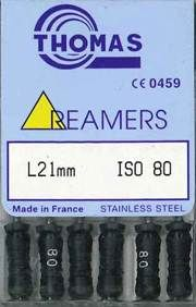 REAMERS 21MM 80 / 6