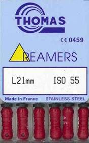 REAMERS 21MM 55 / 6