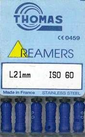 REAMERS 21MM 60 / 6