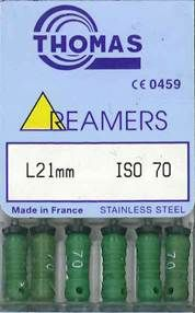 REAMERS 21MM 70 / 6
