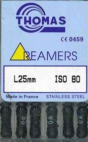 REAMERS 25M 80 / 6