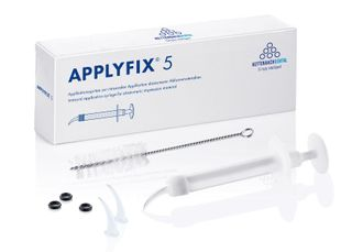 APPLYFIX 5 PLASTIC SYRINGES