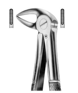 EXTRACTION FORCEP TOPHANDY LOW ROOT 33A