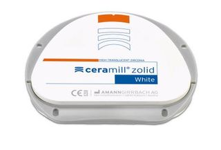 CERAMILL ZOLID WHITE 25MM 71XL