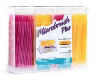 MICROBRUSH FINE REFILL PINK/YEL/400
