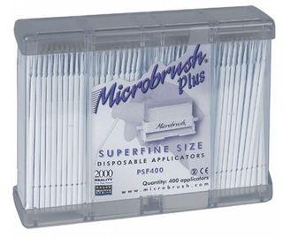 MICROBRUSH S/FINE REFILL WHITE/400