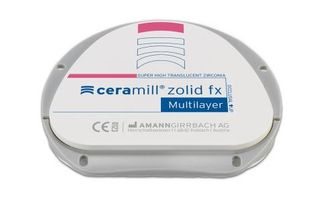 CERAMILL ZOLID FX ML A2/A3 16MM 71