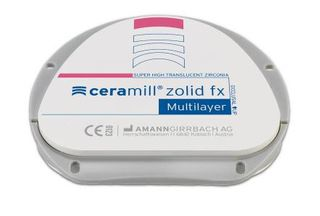 CERAMILL ZOLID FX ML 0/B1 16MM 71