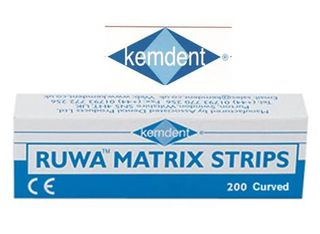 MATRIX STRIP RUWA CURVED 10MM PKT 200