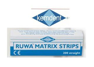 MATRIX STRIP RUWA STRAIGHT 8MM  PKT 200