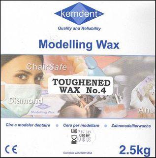 WAX KEMDENT NO4 / 2.5KG