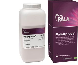 PALAXPRESS NATURAL PINK POWDER 1KG