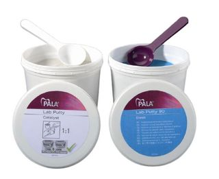 PALA LAB PUTTY 1.5KG BASE 1.5KG CATALYST