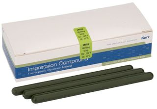 KERR IMPRESSION COMPOUND STICK GREEN/15