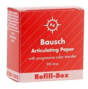 ARTIC PAPER REFILL STRIPS RED 200UM/300