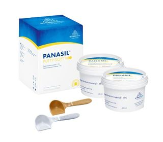 PANASIL PUTTY SOFT 2 X 450ML TUBS