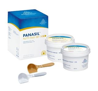 PANASIL PUTTY FAST 2 X 450ML TUBS